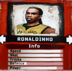 FIFA Street 2 Ronaldinho