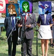 Polityczne trio