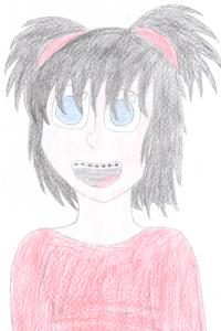 Sophie, która wyglądała lepiej jako szkic