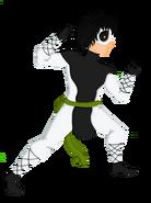 Pandzi wojownik