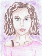 Edith portret