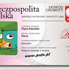 Dowód osobisty Pepe