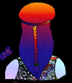 Kammawłosy