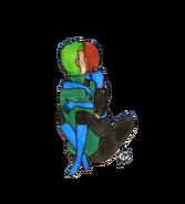 DS kiss Ferb