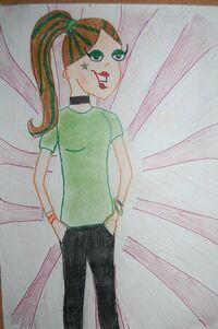 Me rysunki - SophieFletchercałe