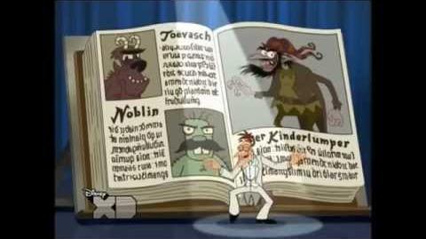 Fineasz i Ferb - Kinderlumper Cię dopadnie Wersja Rogera