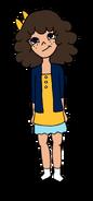 Milly Davis - w szkole