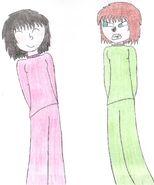 Sophie i Mary