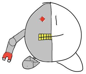 Cyborg Fifi