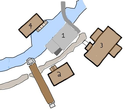 Rivermill Map