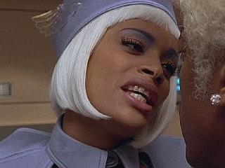 Stewardess sex scene