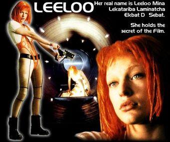 Leeloo Fifth Element Wiki Fandom