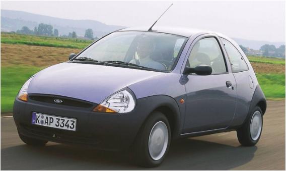 A Ford Ka
