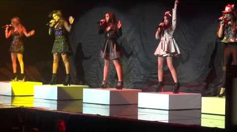 Me & My Girls Fifth Harmony Vancouver B