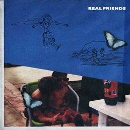 Real friend cover