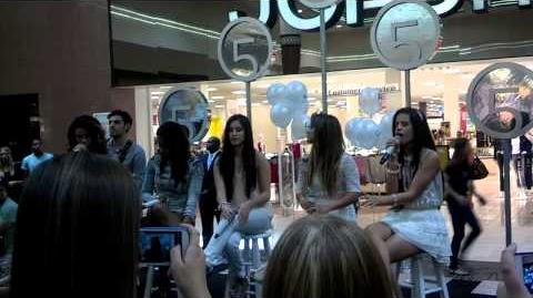 "Fifth Harmony Cover ""Red"" Live in Nashville"