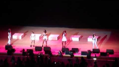 BLI Summer Jam- Fifth Harmony Who Are You- 6 1 14