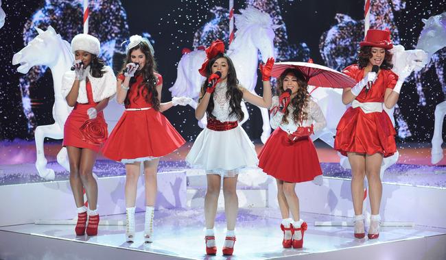 Fifth Harmony Christmas.Christmas Baby Please Come Home Fifth Harmony Wiki