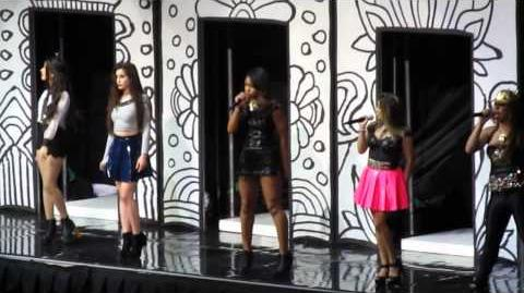 Fifth Harmony- Miss Movin On Live in Toronto