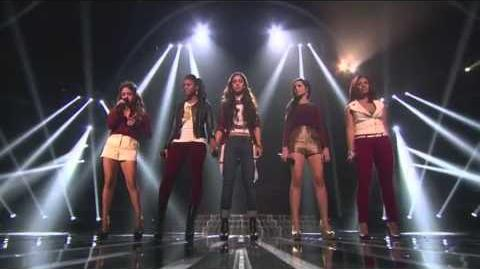 Fifth Harmony Ally's Solos