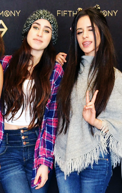 And Fifth Harmony Lauren Dating Camila