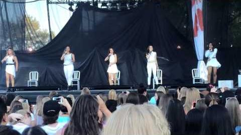 Going Nowhere - Fifth Harmony Live