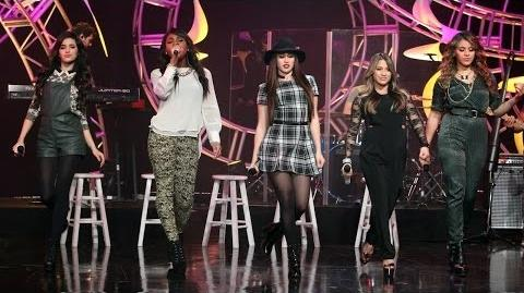 Fifth Harmony Performs 'Better Together'-1