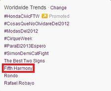 5H Trending 4