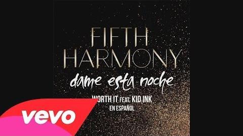 Fifth Harmony - Worth It (Dame Esta Noche) (Audio) ft