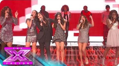 Fifth Harmony & Demi Lovato - Give Your Heart A Break-1