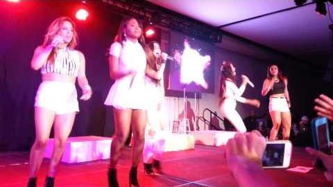 Fifth Harmony- 5th Times The Charm Tour- Freehold, NJ 6 8 14 Leave My Heart Out of This