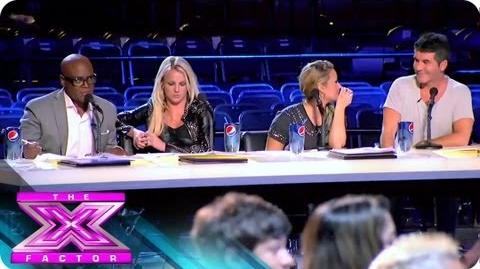 Boot Camp Bring On The Talent! - THE X FACTOR USA 2012