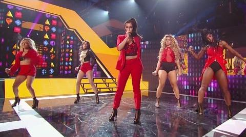 "Fifth Harmony cantó ""Worth it"" en Spanglish en Premios Juventud 2015"