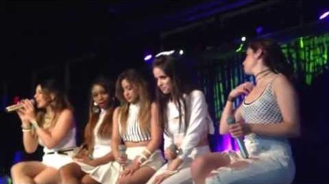"Fifth Harmony Baltimore Fifth Times A Charm Tour ""Who Are You"""