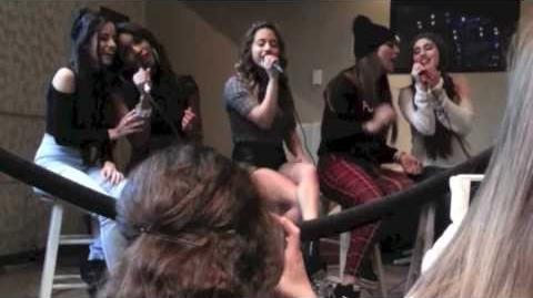 Fifth Harmony VIP Performance and Q&A NLT East Rutherford 3.7