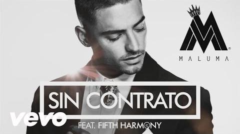 Maluma - Sin Contrato ft. Fifth Harmony