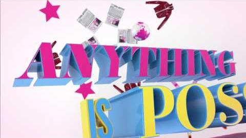 Anything Is Possible/Video Gallery