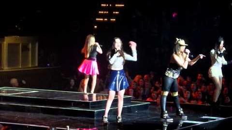 Don't Wanna Dance Alone- Fifth Harmony St. Paul 3 18 14