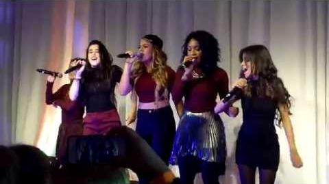 Fifth Harmony in Chicago - All I Want for Christmas is You