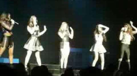 Don't Wanna Dance Alone - Fifth Harmony - Neon Lights Tour Vancouver