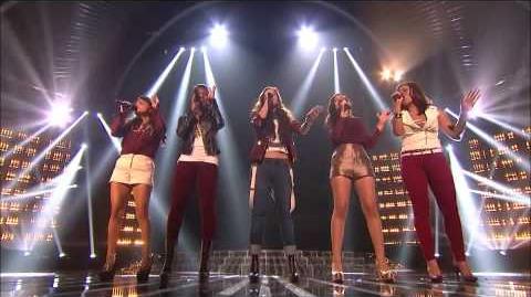 Camila Cabello's X-Factor Solos