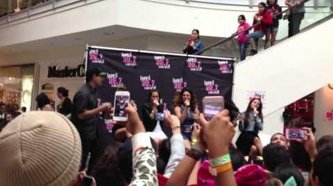 Q&A & Best Song Ever - Fifth Harmony - San Francisco 8 10 2013