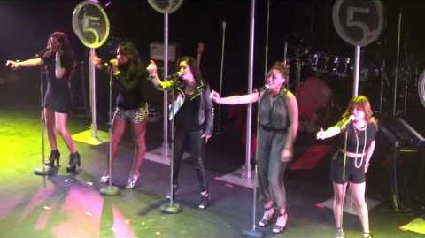 Fifth Harmony- One Wish- Los Angeles, CA- September 23, 2013