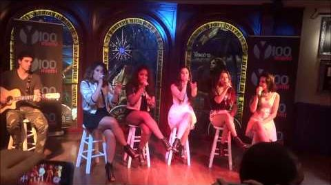 Fifth Harmony Live @ Hard Rock Cafe (Miami, FL) Full Concert