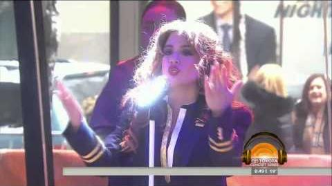 Fifth Harmony - Sledgehammer - Live On Today Show 2015