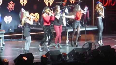 Fifth Harmony-Me and My Girls Live Atlanta Power 96