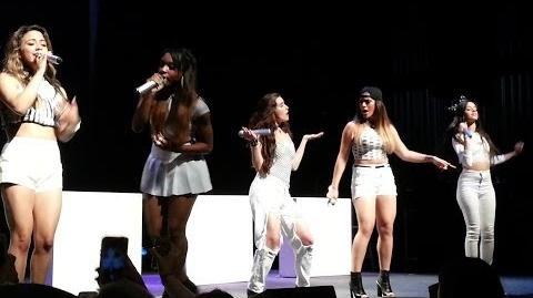 Fifth Harmony- 5th Times The Charm Tour- Englewood, NJ 6 9 14 Rude Cover