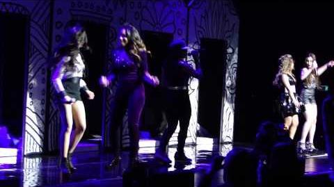 Don't Wanna Dance Alone - Fifth Harmony - The Neon Lights Tour