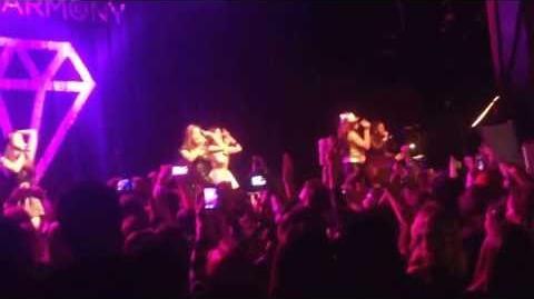 Don't Wanna Dance Alone - Fifth Harmony Ventura, CA 2 12 14