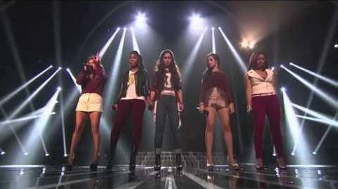 Fifth Harmony X Factor Journey